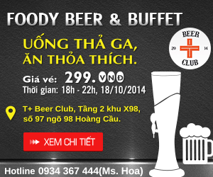 Foody Beer & Buffet
