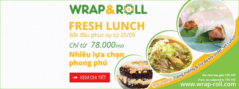 Wrap Roll
