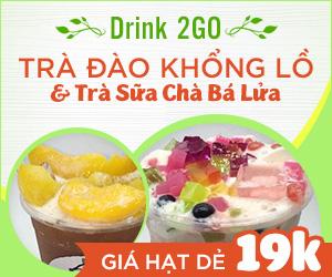 Drink 2Go - Thức Uống Thái