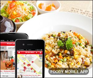 Foody Mobile App