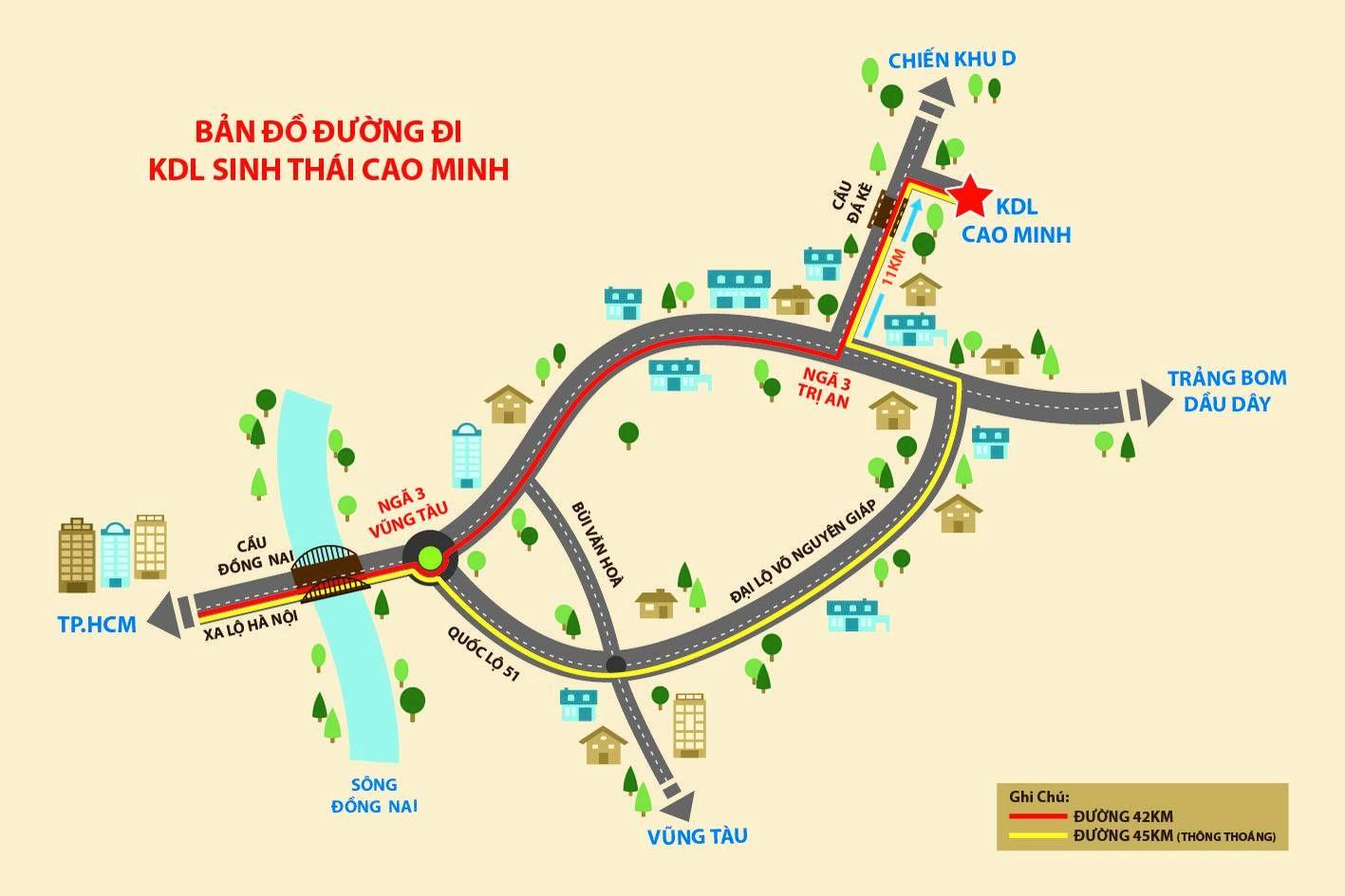 [Foody.vn] Cắm trại cách Sài Gòn 40km chỉ 100k
