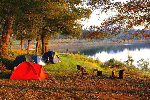 Đi cắm trại giá rẻ quanh Sài Gòn