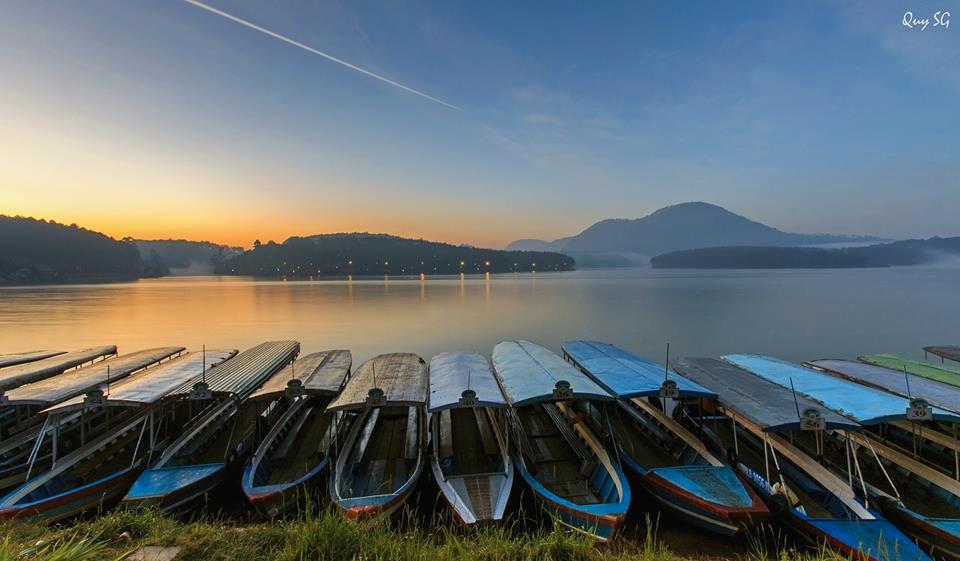 Top 5 địa điểm đón ánh bình minh đẹp nhất ở Đà Lạ