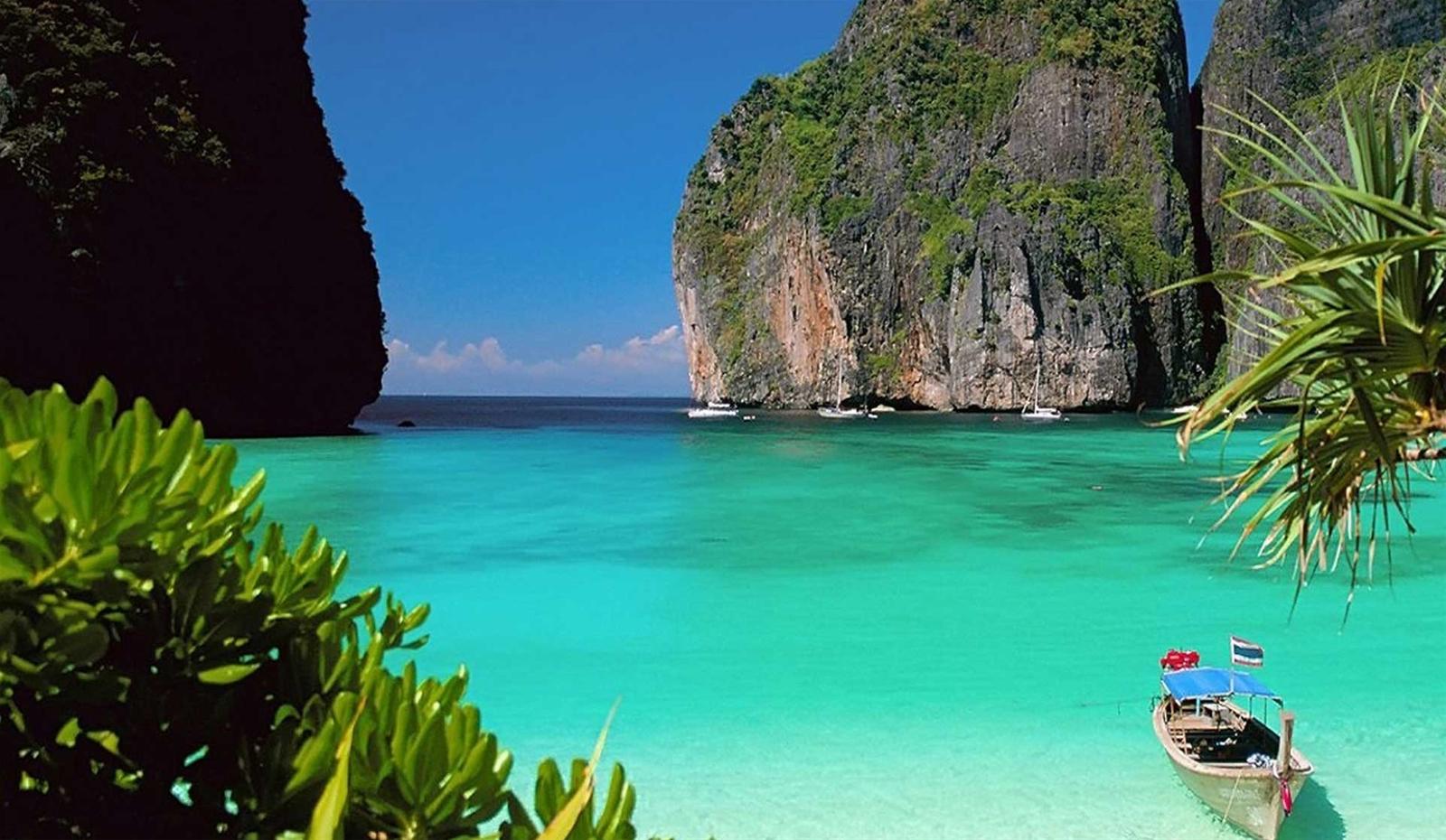 Top 10 hòn đảo xinh đẹp nhất Thái Lan