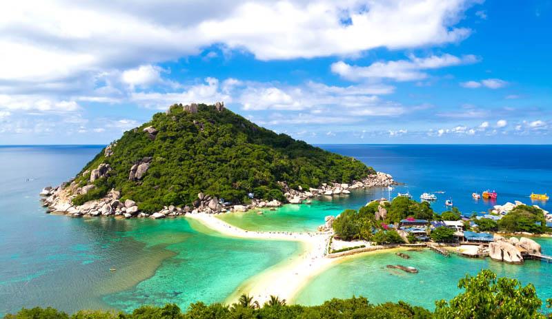 Thiên đường Koh Samui - Thái Lan nơi bồng lai tiên cảnh
