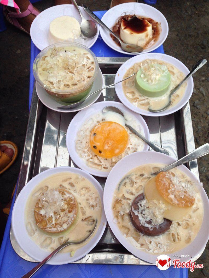 Bánh flan Lê Quang Sung