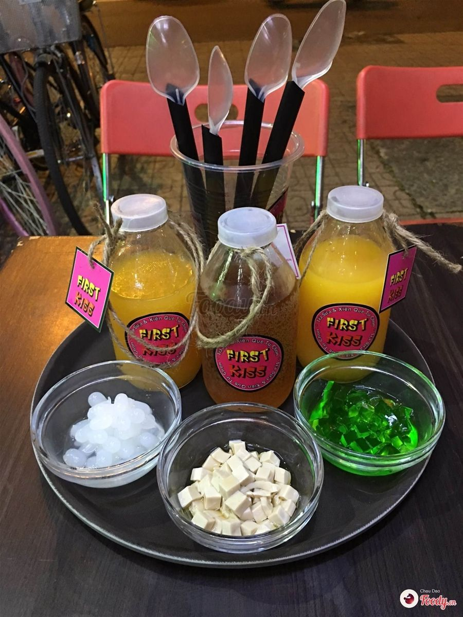 Trà sữa Minh Phụng