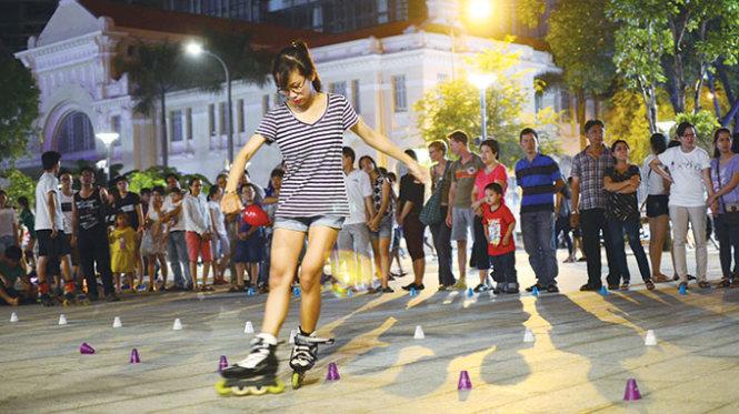 Vòng quanh Xì Phố tìm 8 địa điểm vui chơi miễn phí cho giới trẻ