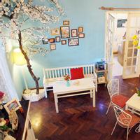 (Hà Nội) Khám phá không gian vintage tuyệt đẹp tại Unicorn's home cafe