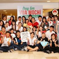 """Review Event """"Truy Tìm Vua Mochi"""" nhận giải thưởng 2,000,000 đồng"""