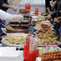 (Hà Nội) Siêu no siêu vui tại lễ hội văn hóa ẩm thực Hàn