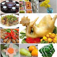 (Toàn Quốc) Những món ăn Tết đặc trưng của các dân tộc Việt Nam
