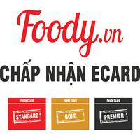 Ưu đãi tại nhiều địa điểm hấp dẫn cùng Foody E-Card