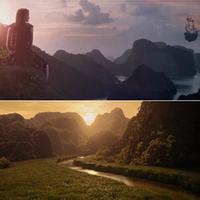 Bom tấn 'Pan' đưa cảnh đẹp hùng vĩ ở Việt Nam lên màn ảnh