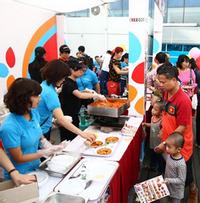 (Hà Nội) Lễ hội văn hóa ẩm thực Hàn lớn nhất năm có dàn sao Hàn tham gia