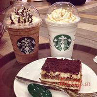 """(Hà Nội) Điểm danh các loại bánh & đồ uống """"đáng thử"""" ở Starbucks Hà Nội"""