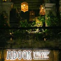"""(HCM) Ghé Thăm Khu """"Ẩn Dật"""" Đáng Yêu Dành Cho Tín Đồ Sách - Abook Coffee"""