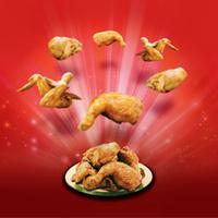 """(HCM) Ăn gà giòn, giá """"cực ngon"""""""