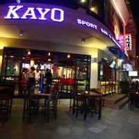 (HCM) Sôi Động Sắc Màu Cùng Kayo Sport Bar & Restaurant
