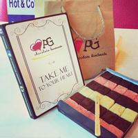 (HCM) Thỏa thích nhâm nhi chocolate mùa Trung Thu