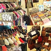 (HCM) Trào lưu săn đồ rẻ tại chợ phiên cuối tuần kiểu Garage Sale ở Sài Gòn