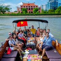 (HCM) Dã Ngoại Thả Ga Trên Sông Sài Gòn, Sao Lại Bỏ Qua?