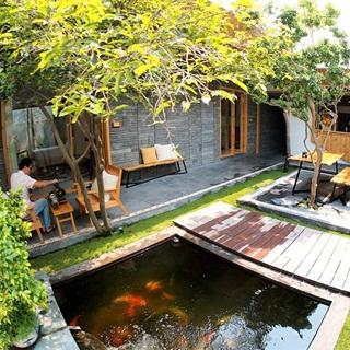 [ĐN]- Khám phá Minh's House, một homestay đỉnh cao của kiến trúc.