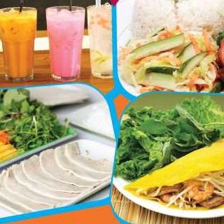 Oanh tạc khu ẩm thực đêm Helio, nếm đủ món ngon khắp 3 miền.