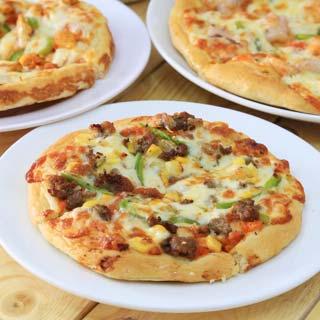(HCM) Jolie Bakery Cafe - Thiên đường Pizza Ý giá Việt