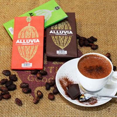 (HCM) Alluvia  – Thánh Đường Cho Bạn Trẻ Mê Cacao