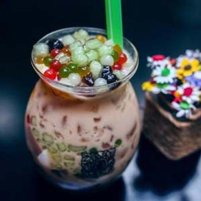 (HCM) Fly Idea Café - Quán Dành Cho Giới Trẻ Phong Cách