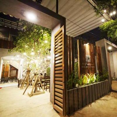 (HCM) Fly idea Café - Không gian hẹn hò lý tưởng