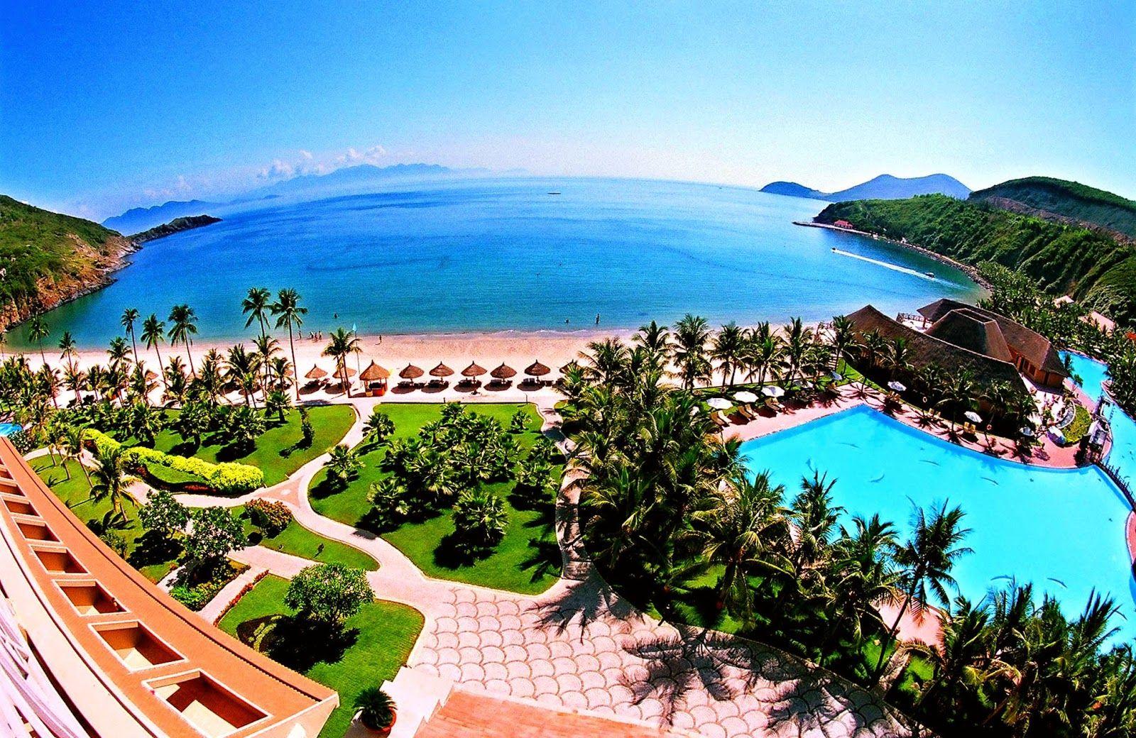 Image result for du lịch Nha Trang - Đảo Con Sẻ Tre - Hòn Lao - Hòn Thị