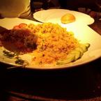 Cơm gà cá mặn