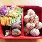 Set takoyaki