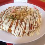 Terayaki hải sản có vị ok, mà bột nhiều quá nên hơi ngán, hải sạn có mùi lạ