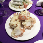 Buffet sen hồ tây #tomhum