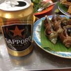 Ốc đỏ nướng@[#SapporoPremiumBeer](0:188774)