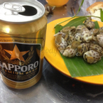 Ốc hương nướng mọi@[#SapporoPremiumBeer](0:188774)