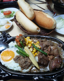 Beefsteak Hoa Quả Sơn - Nguyễn Trãi