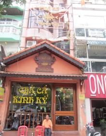 Chả Cá Kinh Kỳ - Huỳnh Thúc Kháng