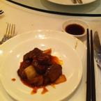 Thịt bò sốt rất ngon
