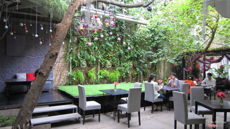 Những quán cafe đẹp ở các quận trung tâm Sài Gòn. Ảnh 3