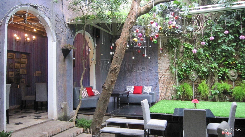 Những quán cafe đẹp ở các quận trung tâm Sài Gòn. Ảnh 1