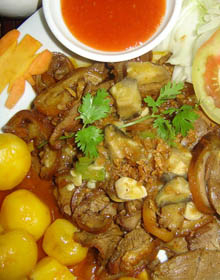 Lộc Ấn - Nguyễn Thái Bình