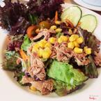 Garden salad with Tuna 59.OOO