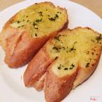 Garlic bread 29.OOO