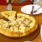 Pizza Hải Sản Nấm