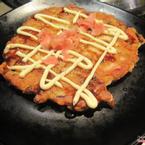 Món bánh xèo Nhật siêu ngon
