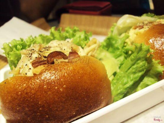 Bánh Ngọt Pháp Bánh Pháp Tiệm Bánh Paris